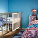 Стандартная детская кроватка